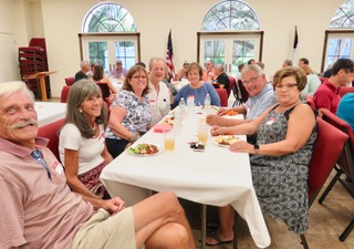 Nelmar Terrace Annual Fall Meeting & Potluck Dinner Featured Image