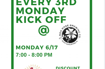 Kick-Off: LNA @ Dog Rose Every 3rd Monday of the Month! Featured Image