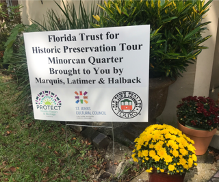Spanish Quarter welcomes The Florida Historic Trust Featured Image
