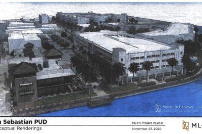 San Sebastian Harbor PUD postponed until April 26 City Commission Meeting Featured Image
