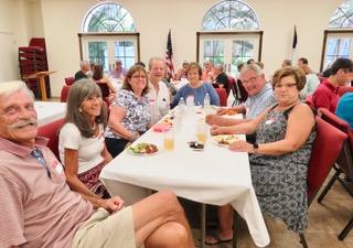 Nelmar Terrace Annual Fall Meeting & Potluck Dinner Featured Image