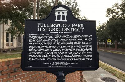 Fullerwood Historic District Information Featured Image
