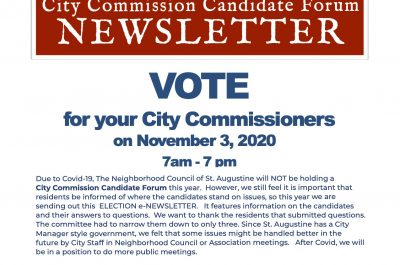 Neighborhood Council's Candidate Newsletter Featured Image